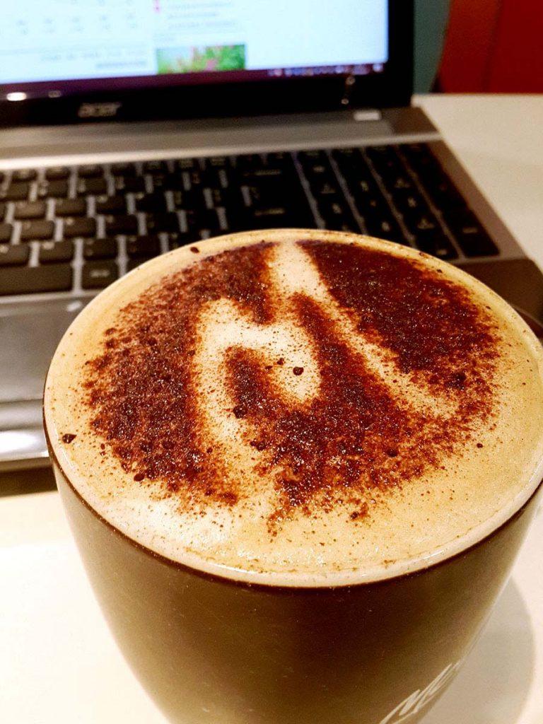 麦当劳的咖啡