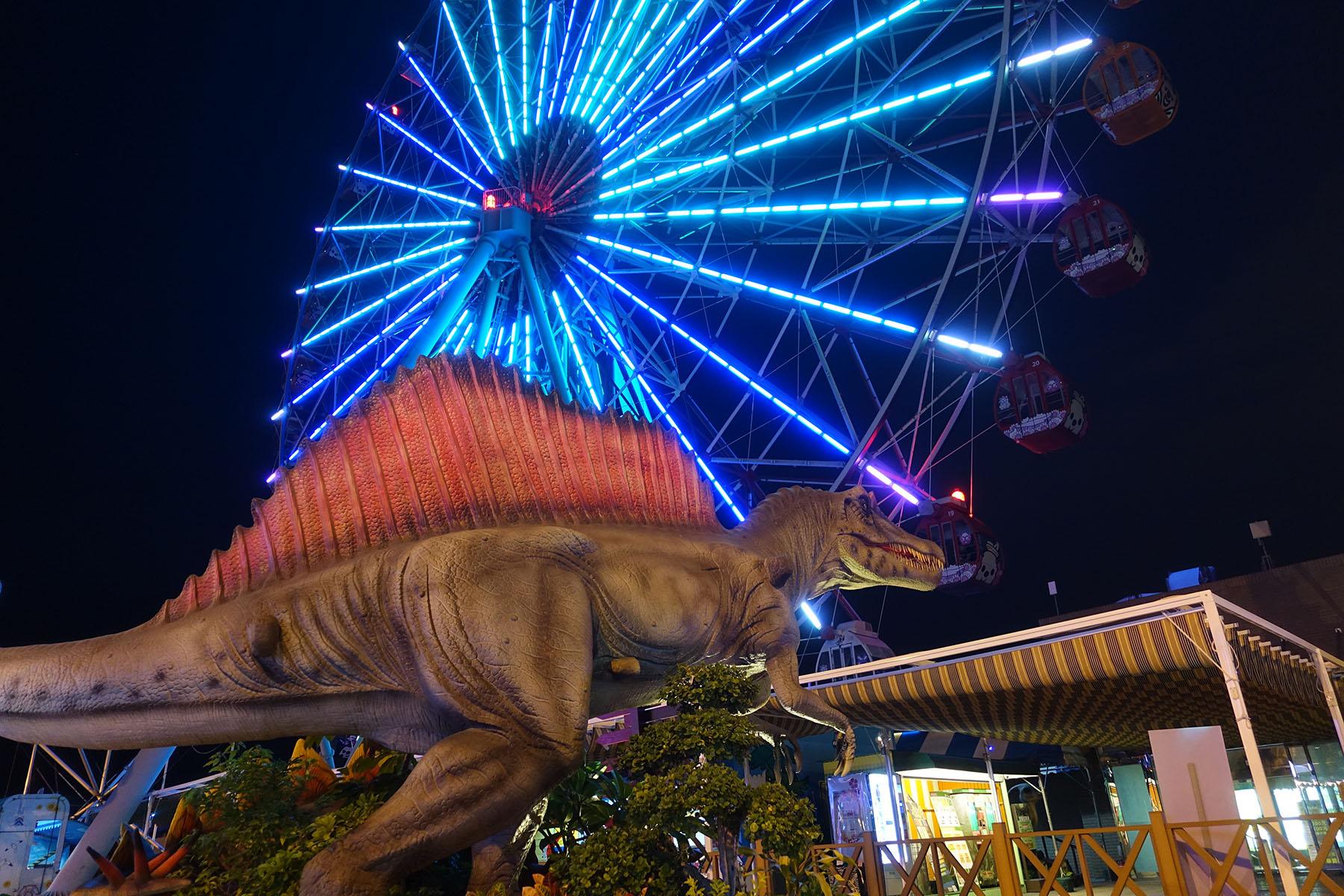 高雄之眼与恐龙乐园